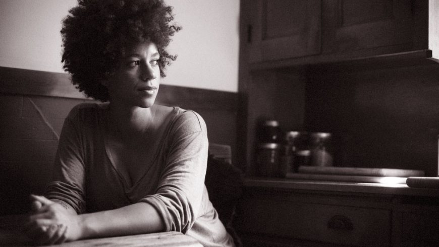 Chastity Brown's back for a special one – off solo show