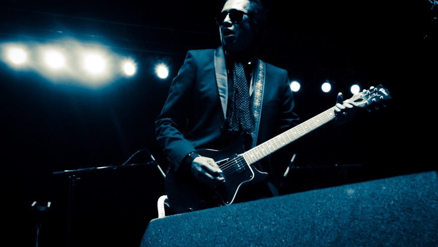 Alejandro Escovedo- new album /Cluny2: Oct 25th