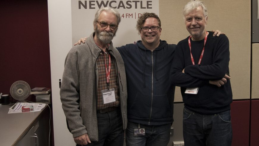 Radio Newcastle interview