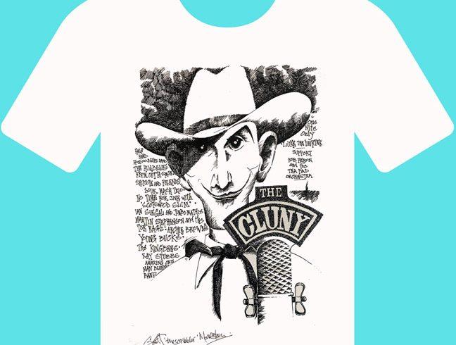 New Hank – Cluny T Shirts