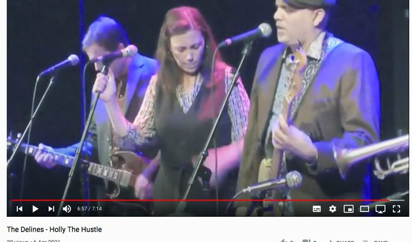 """35th anniversary stream – now on """"You Tube'"""